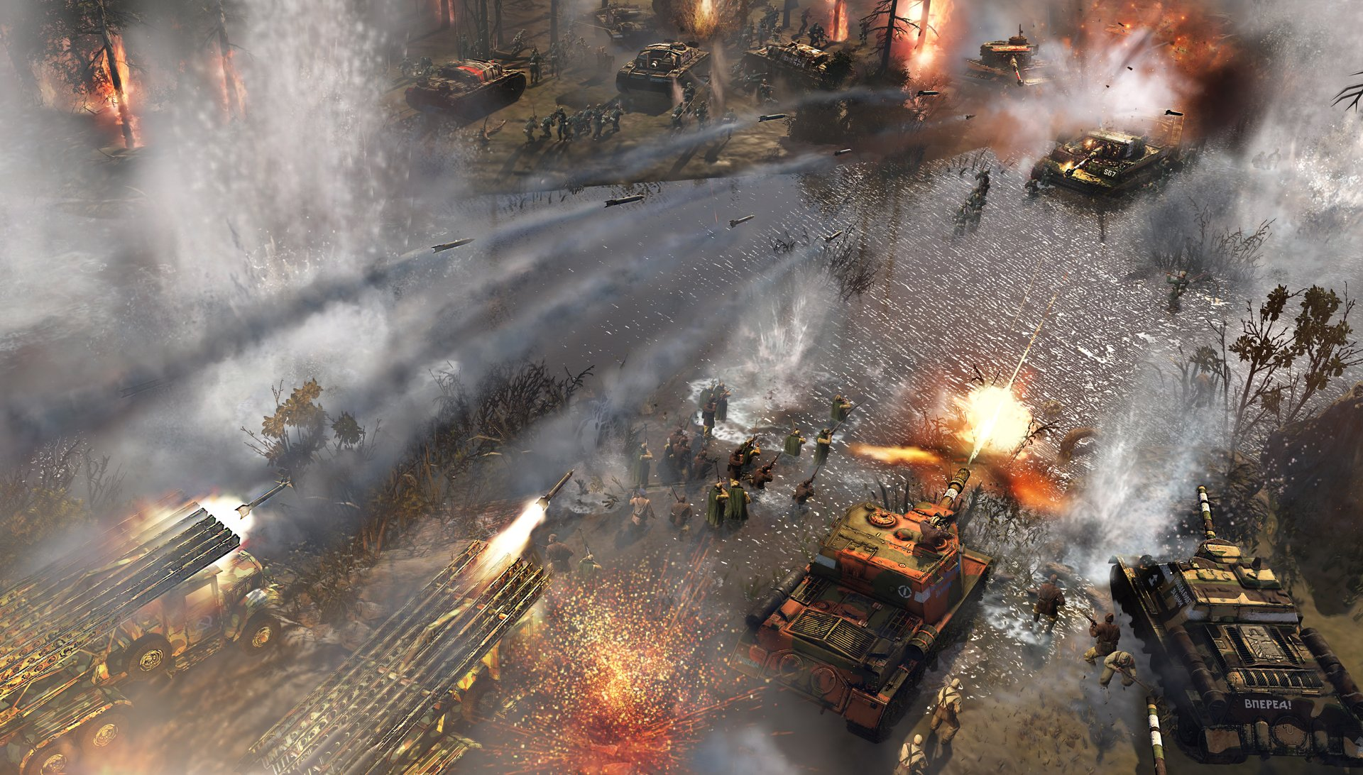 Photo of Let's Get Company of Heroes 2 Free, now on Steam