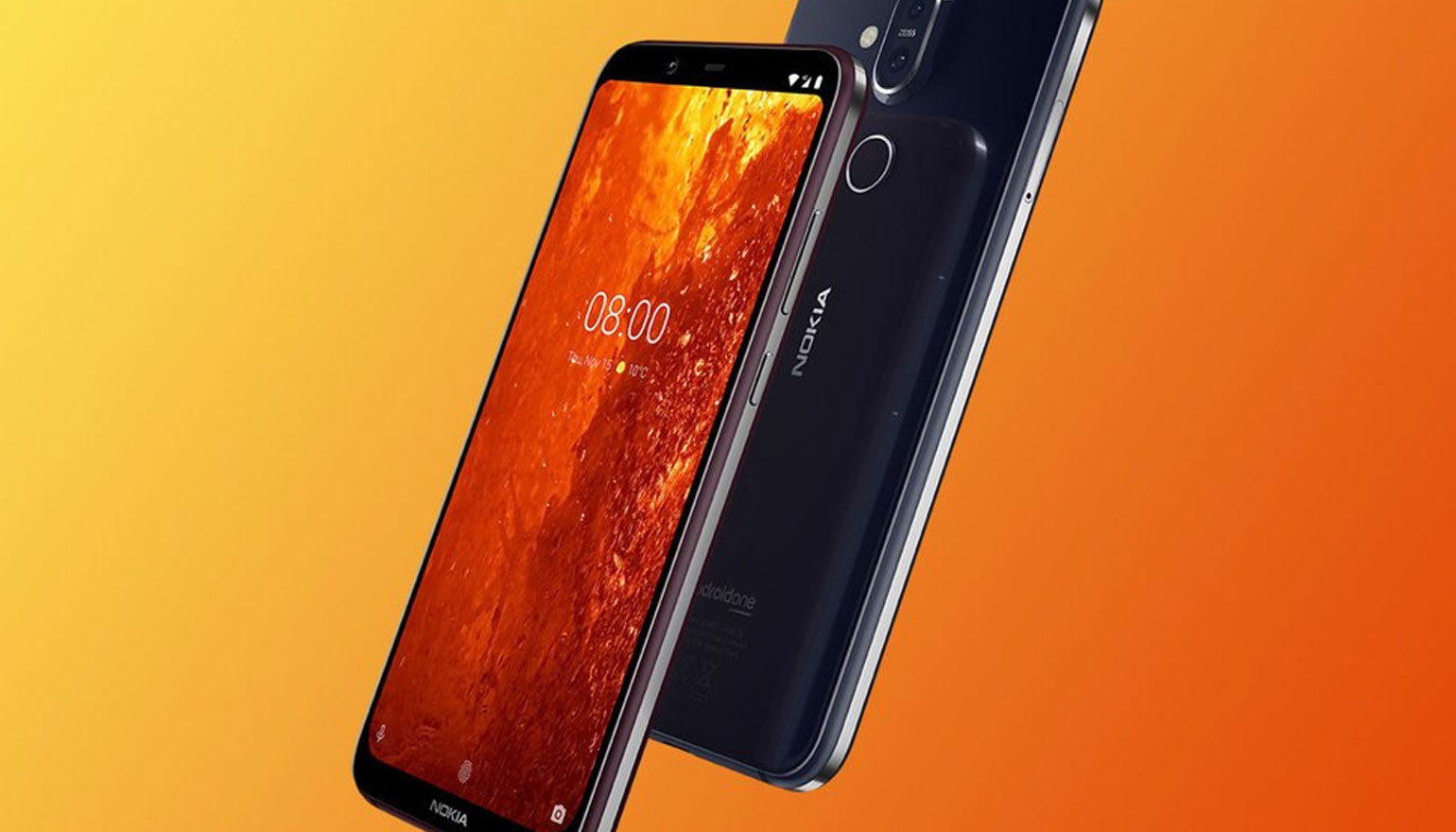 Photo of Step back? Nokia 8.1 has been revealed