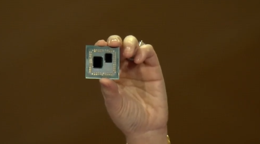 Photo of AMD's show at CES: The processor to challenge Core i9 9900K