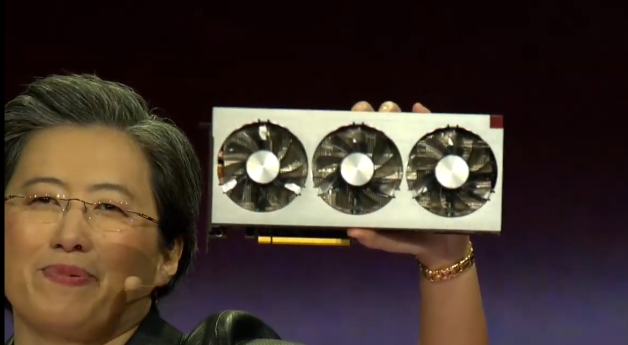 Photo of AMD reveals Radeon VII - the graphics card that will try to slow down the Geforce RTX