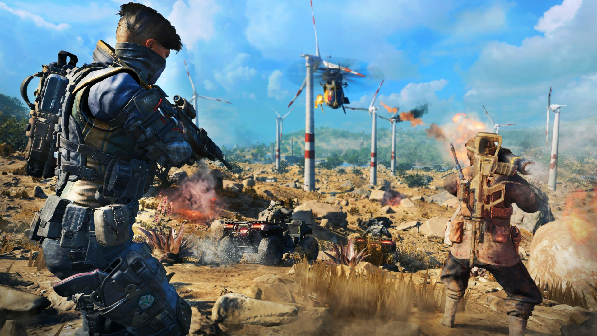 Photo of in search of new players: Black Ops 4's Battle Royal mode is available for free for one week