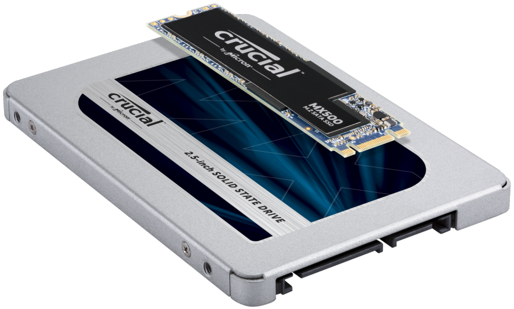 Photo of Micron SSDs - now at a price we haven't yet met