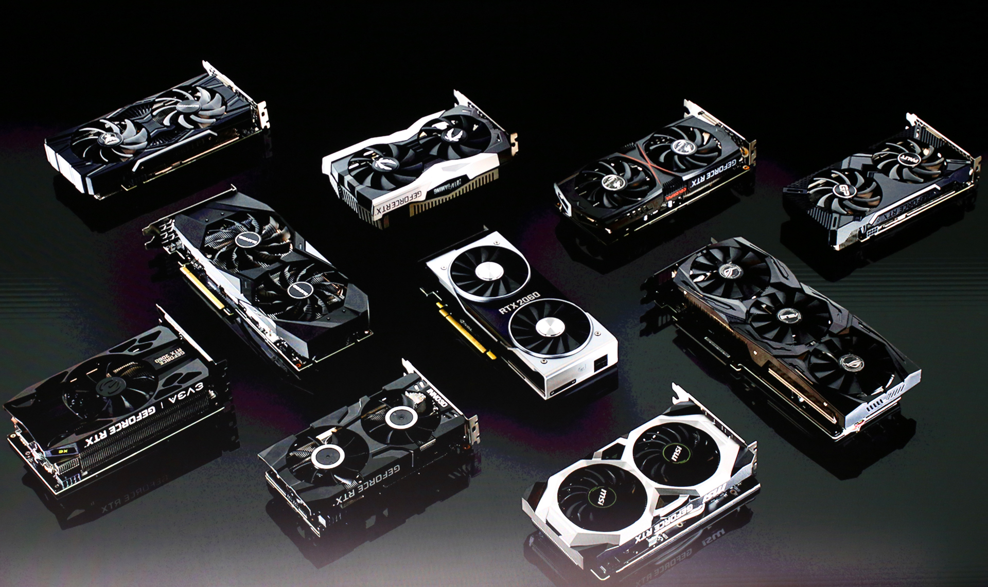 Photo of 60 This is the new 70: NVIDIA announces Geforce RTX 2060
