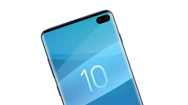 Photo of the most prestigious Galaxy S10 model will break the storage volume for smartphones?