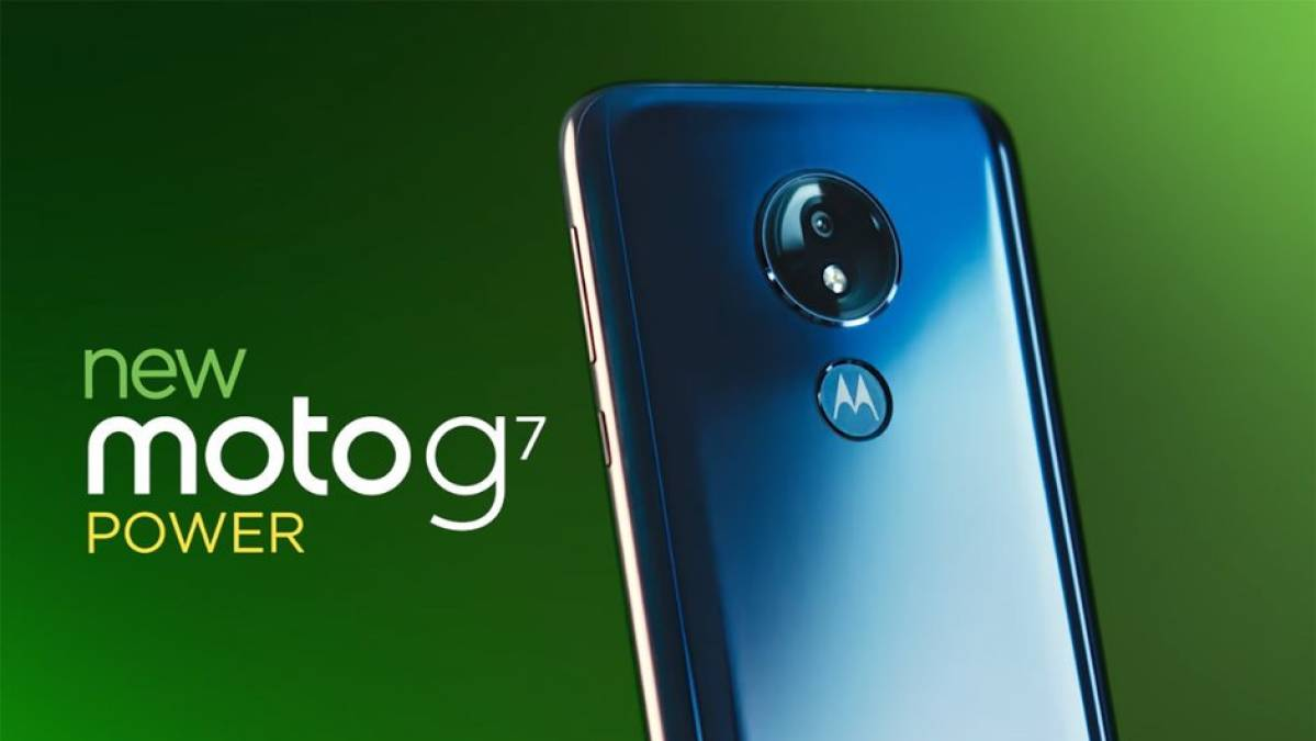 Working class hero: Moto G7 Power is brilliant in battery life