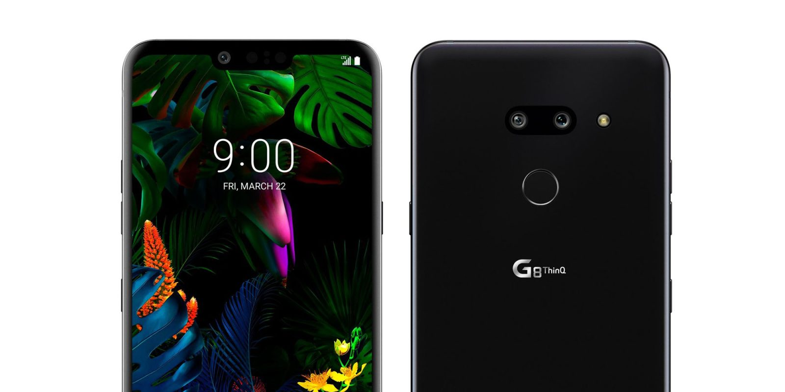 Photo of the screen makes the difference: official modeled images of the LG G8