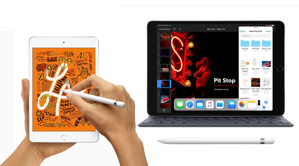Photo of שדרוג ללא אזהרה מוקדמת: דגמי iPad חדשים נחשפים