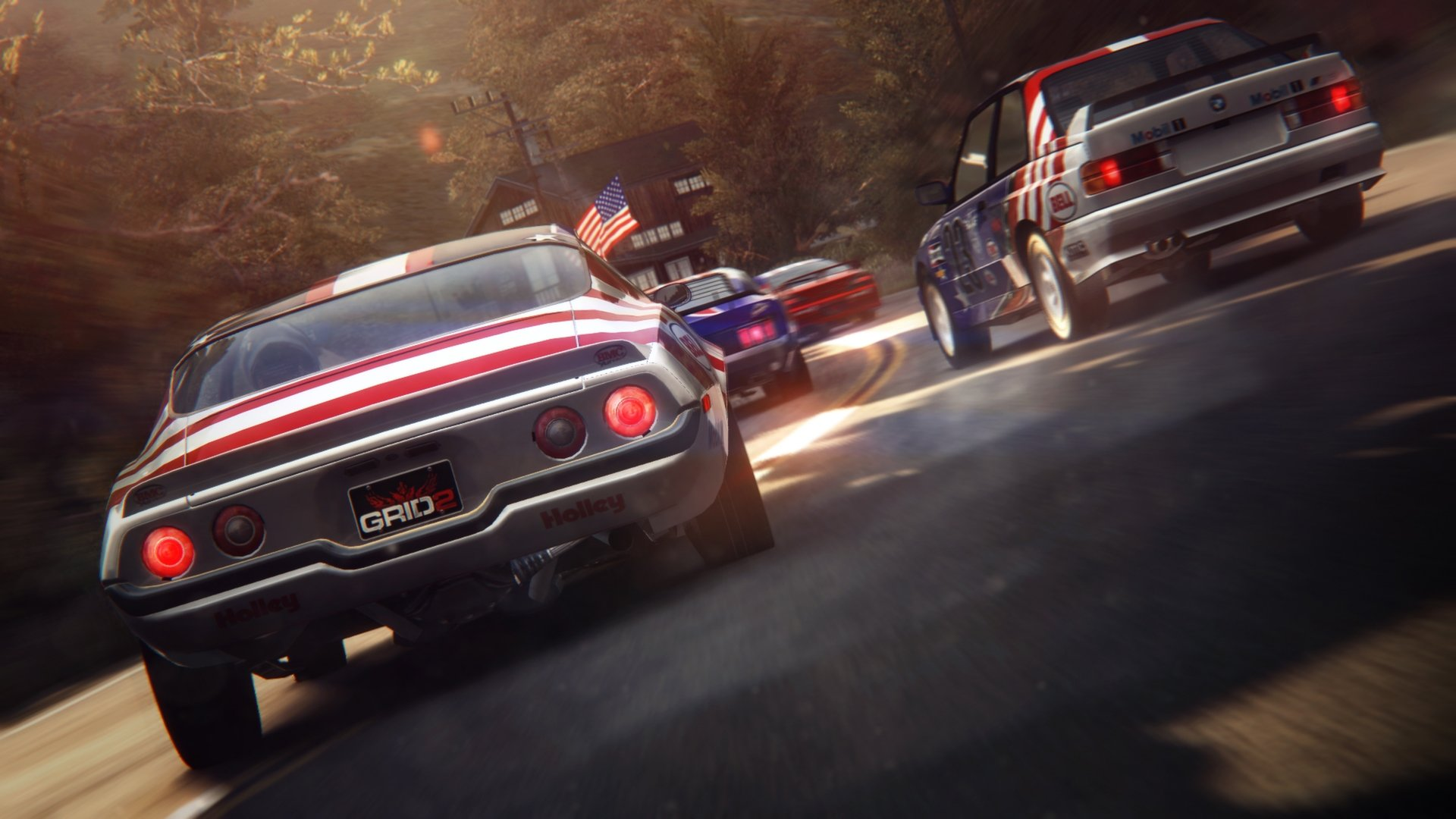 Photo of the finest GRID 2 racing game is available to you for free, for a limited time only