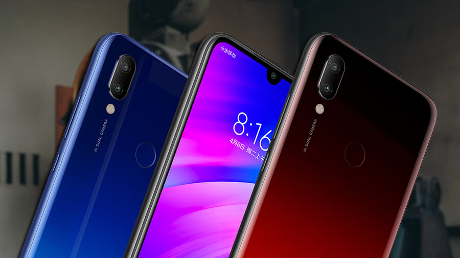 Photo of Another important upgrade: The Xiaomi Redmi 7 has been revealed