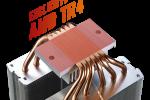 טובים השלושה מן האחד: Cooler Master משיקה קירור מאסיבי למעבדי AMD