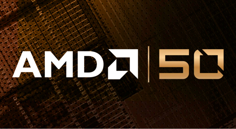 Photo of Celebrating 50 in Style: AMD will launch festive versions of its products