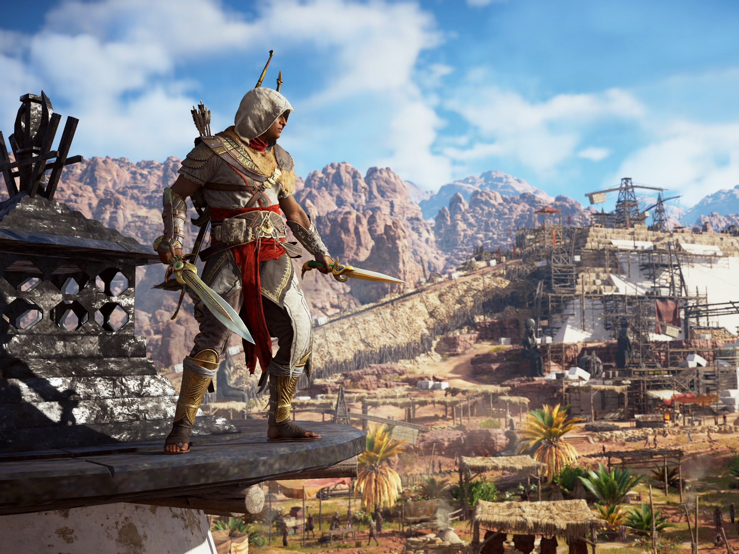 Photo of the right time to sign up: Assassin's Creed Origins and other games at a minimal cost