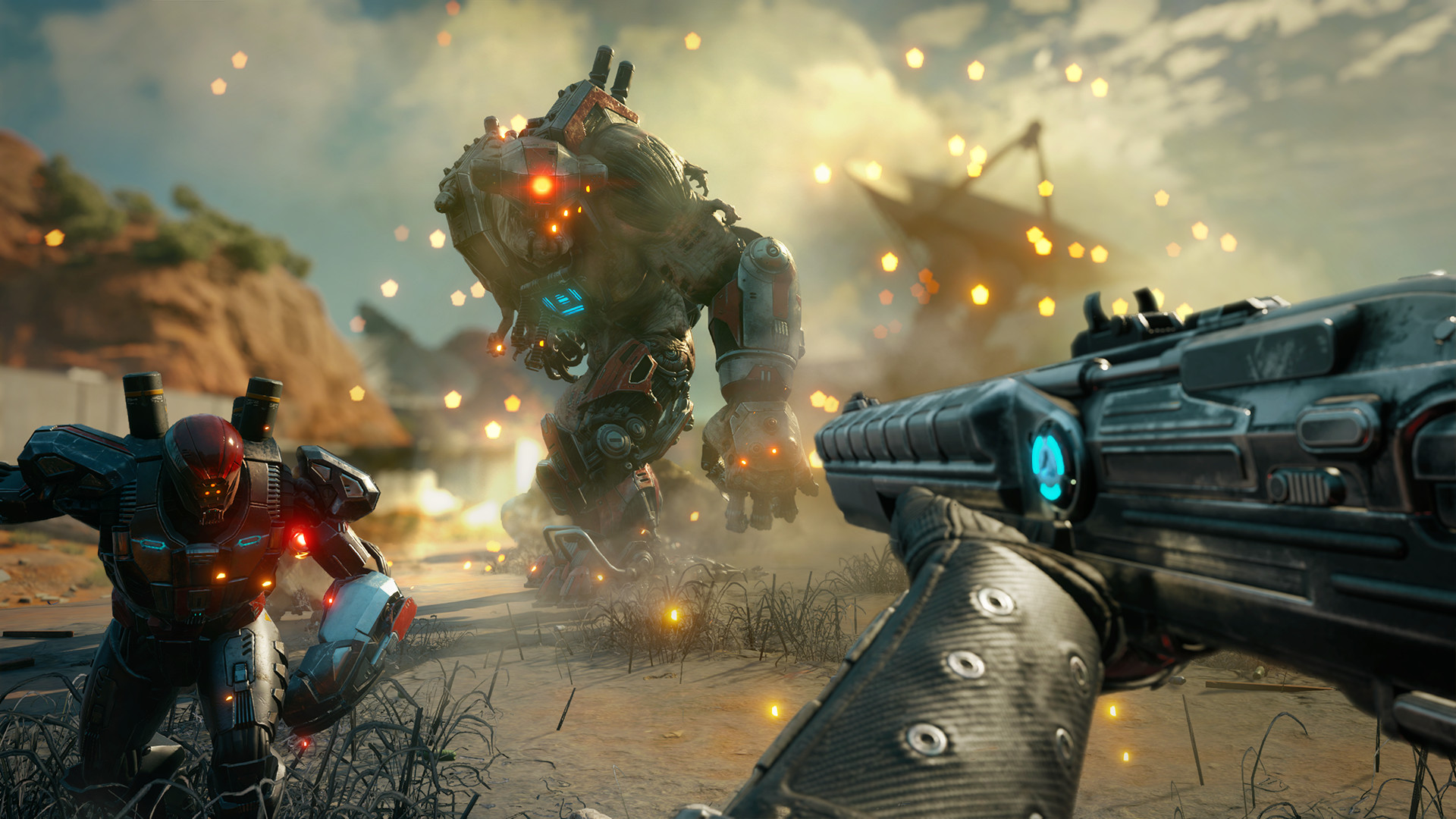 Photo of Ready to Smash: New Game Videos for Rage 2