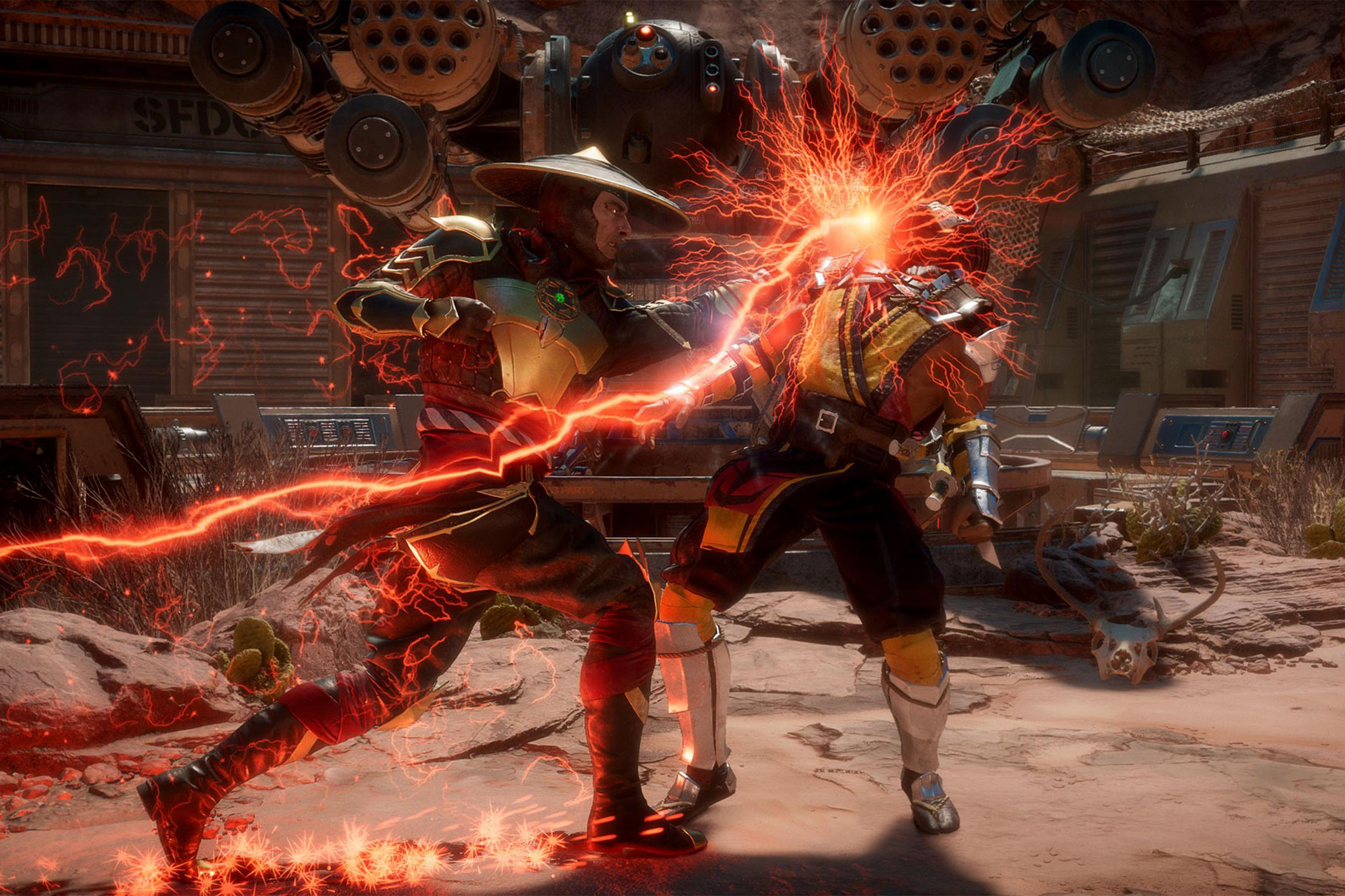 Photo of Critics Against the Players: Mortal Kombat 11 is controversial