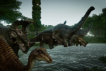Dinosaurs, Zombies and Harp Mountain: The Specials of Steam