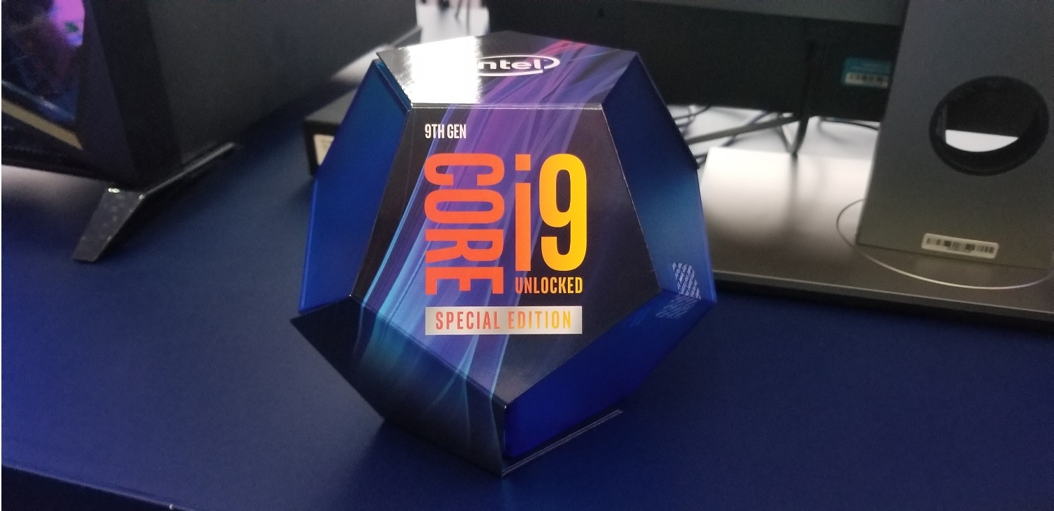 Photo of Core i9 processor 9900K receives a collectors version