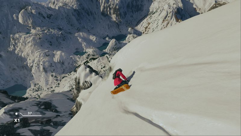 Photo of Surprise from Ubisoft: Come get the free Steep Sports game