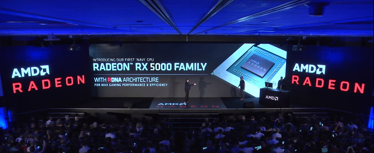 Photo of Introducing the Radeon RX 5000 Series - Navi's debut