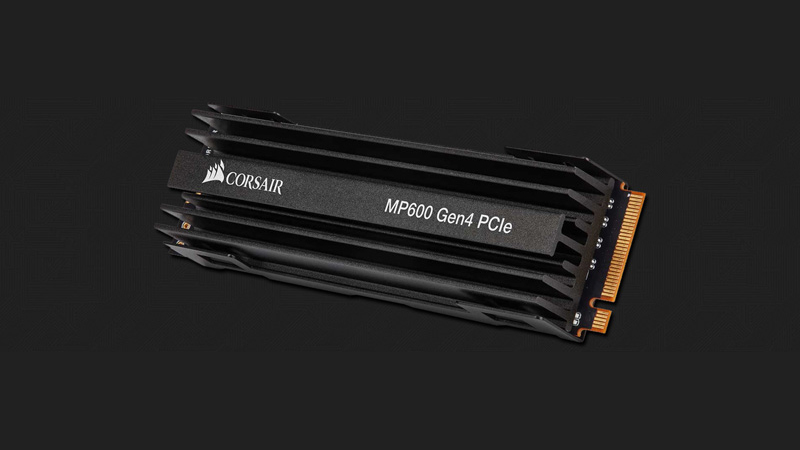 Photo of New era in storage: Corsair introduces PCI-Express 4.0 SSD drive