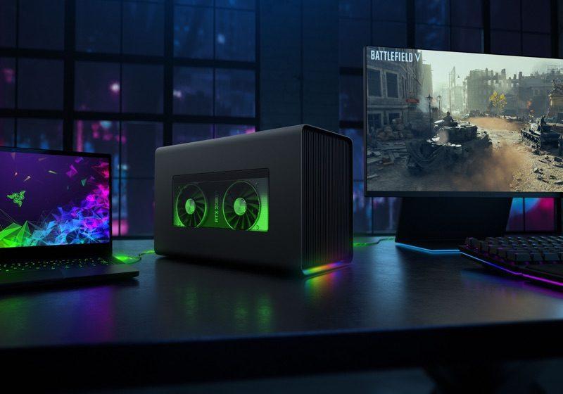 Photo of דור חדש של גראפיקה חיצונית: Razer Core X Chroma