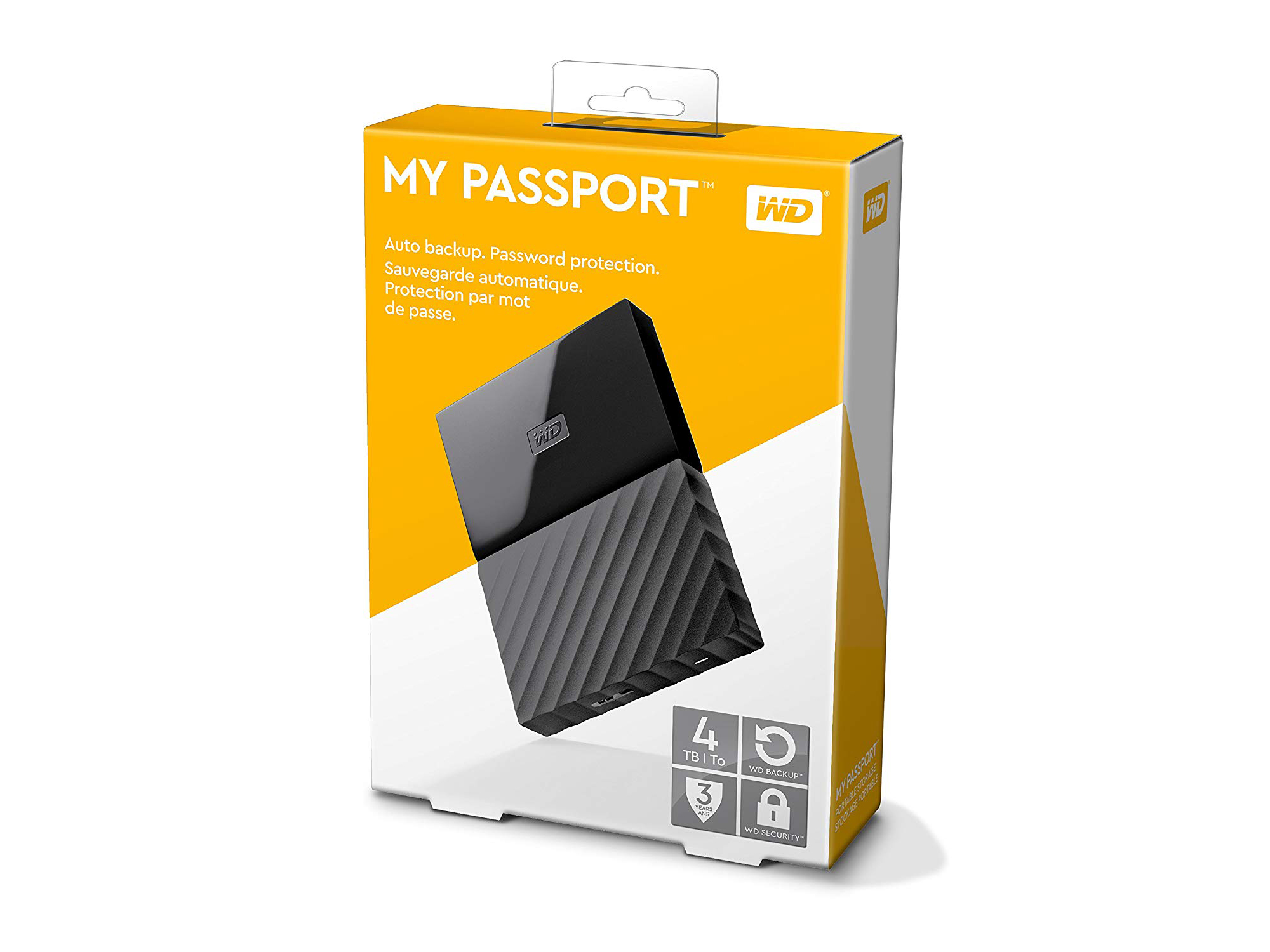 Photo of Fast before it runs out: 4 Terabyte external hard drive at a hilarious price