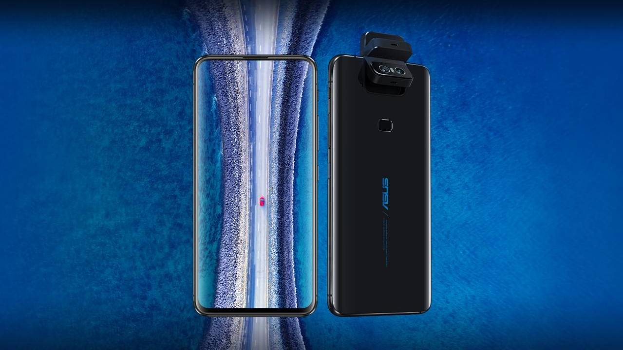 Photo of Rotating Cameras, Rotating Heads: The Zenfone 6 enters the race by storm