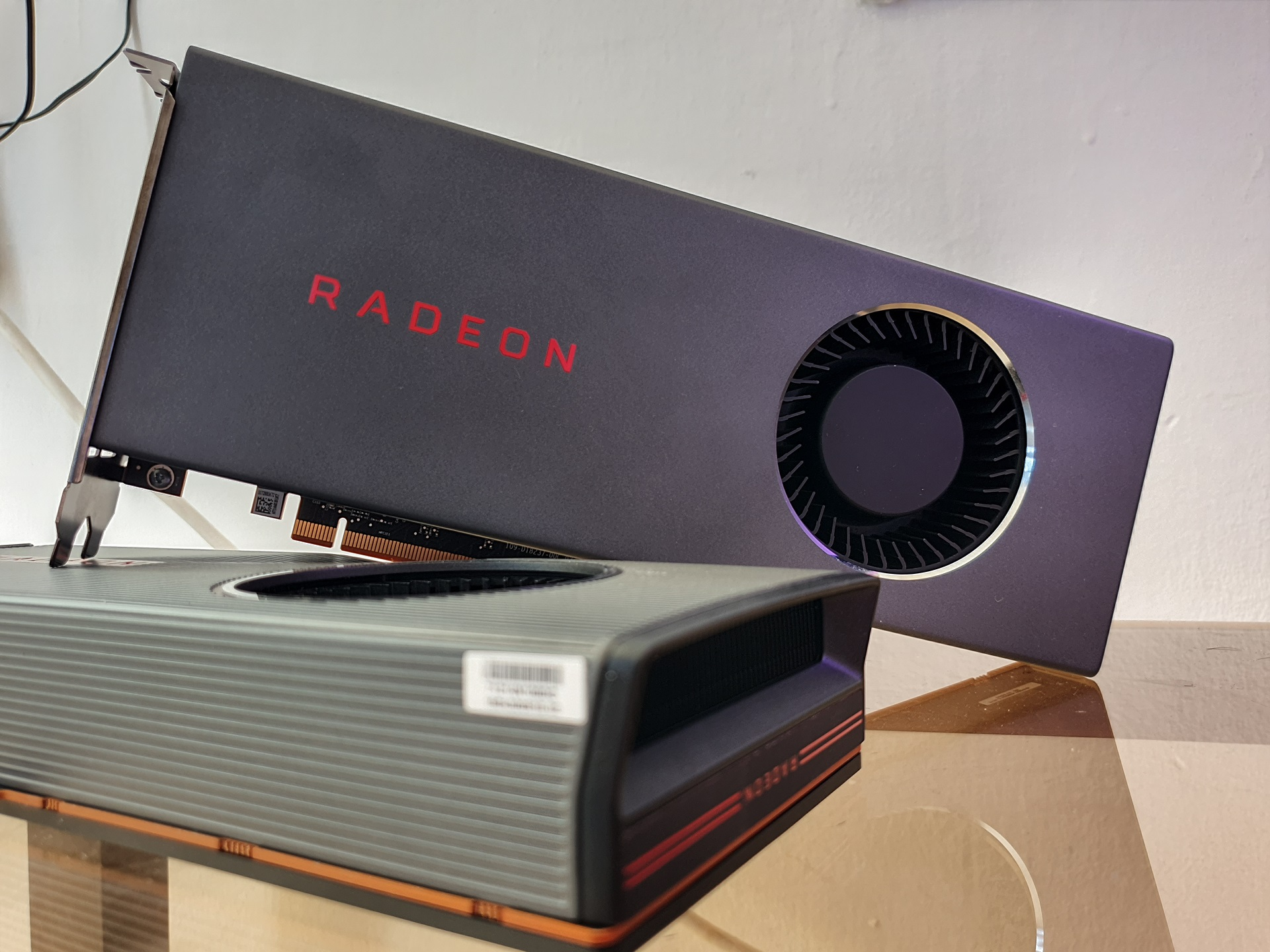 Photo of the big comeback: Radeon RX 5700 XT and Radeon RX 5700 video cards in review