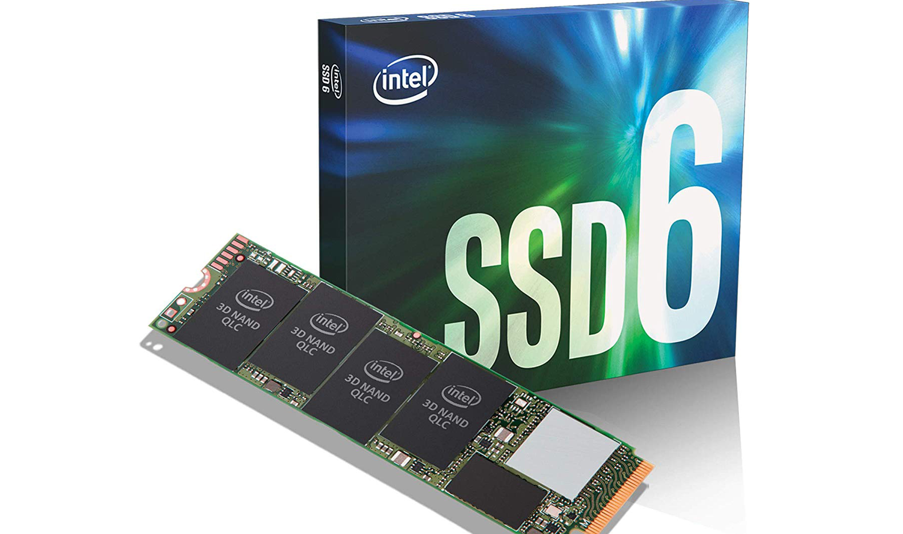 Photo of Intel SSD drive at 2 terabytes, now for less than NIS 780