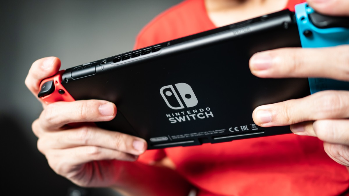 Photo of the flowers for NVIDIA? An updated Switch console jumps battery life