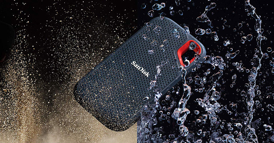 Photo of Sandisk's rugged external SSD drive is getting a big price cut