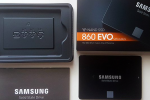 Heat motors: Samsung 860 EVO drives at a great price
