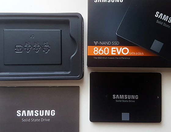 Photo of Heat engines: Samsung 860 EVO drives at a great price