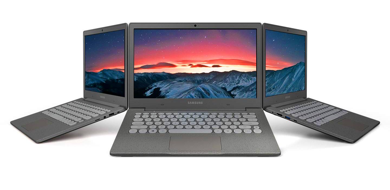 מחשב נייד קומפקטי של סמסונג בפחות מ-1,000 שקלים