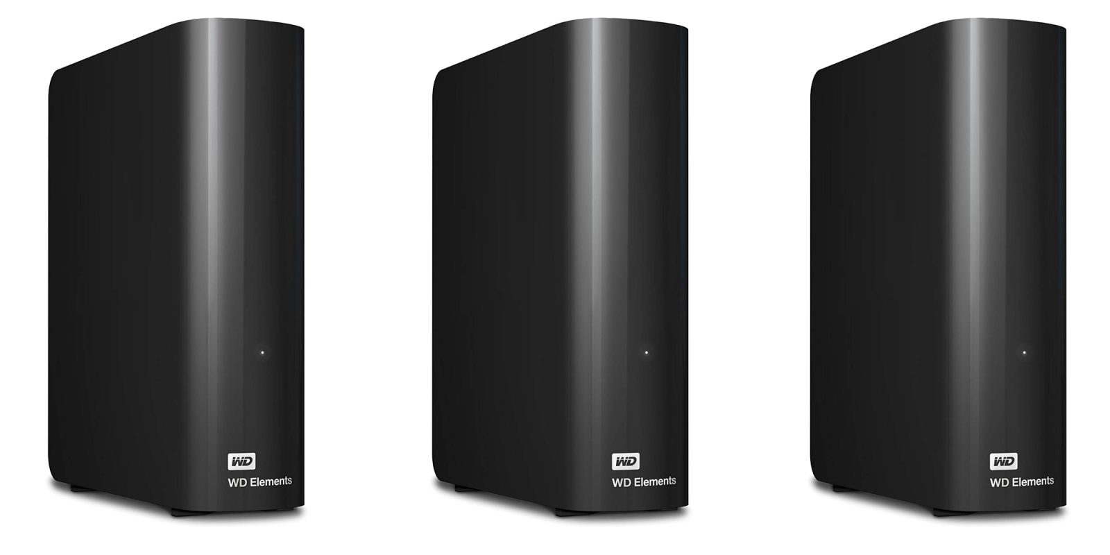 External WD hard drive with 4 terabytes - no VAT added