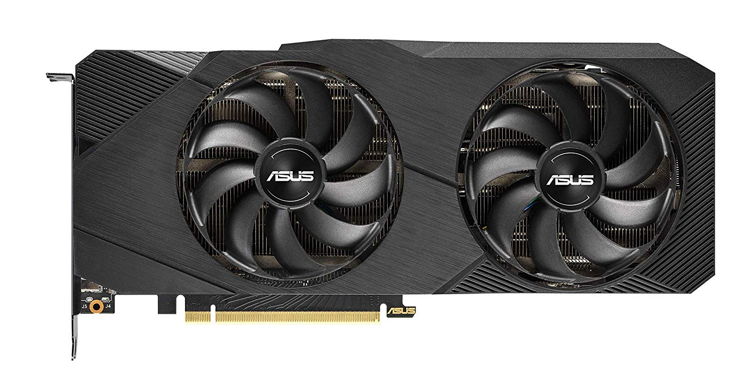 Top Edge - GeForce RTX 2080 Super from Asus at a competitive price