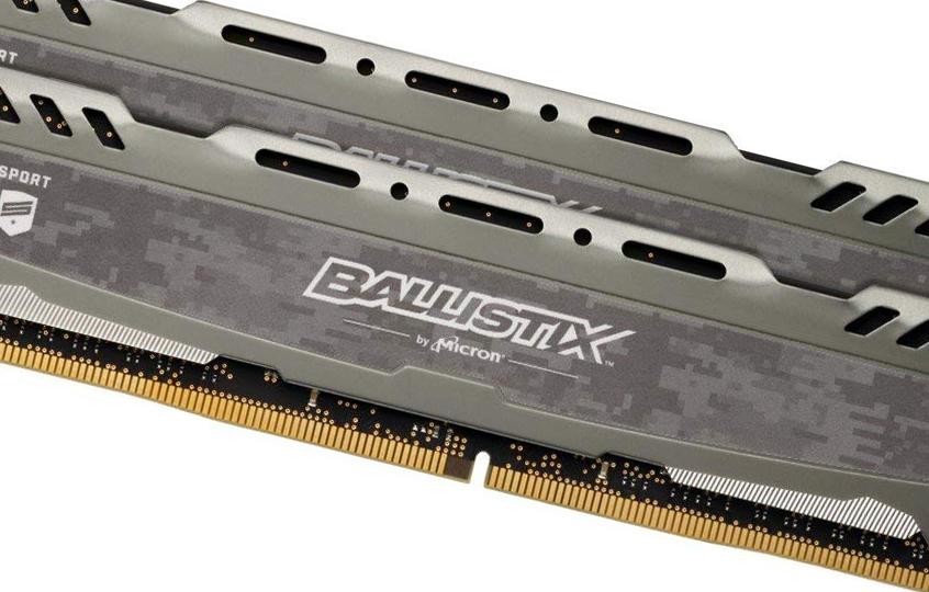 זכרונות DDR4 16GB מבית מיקרון במחיר הטוב ביותר עד כה