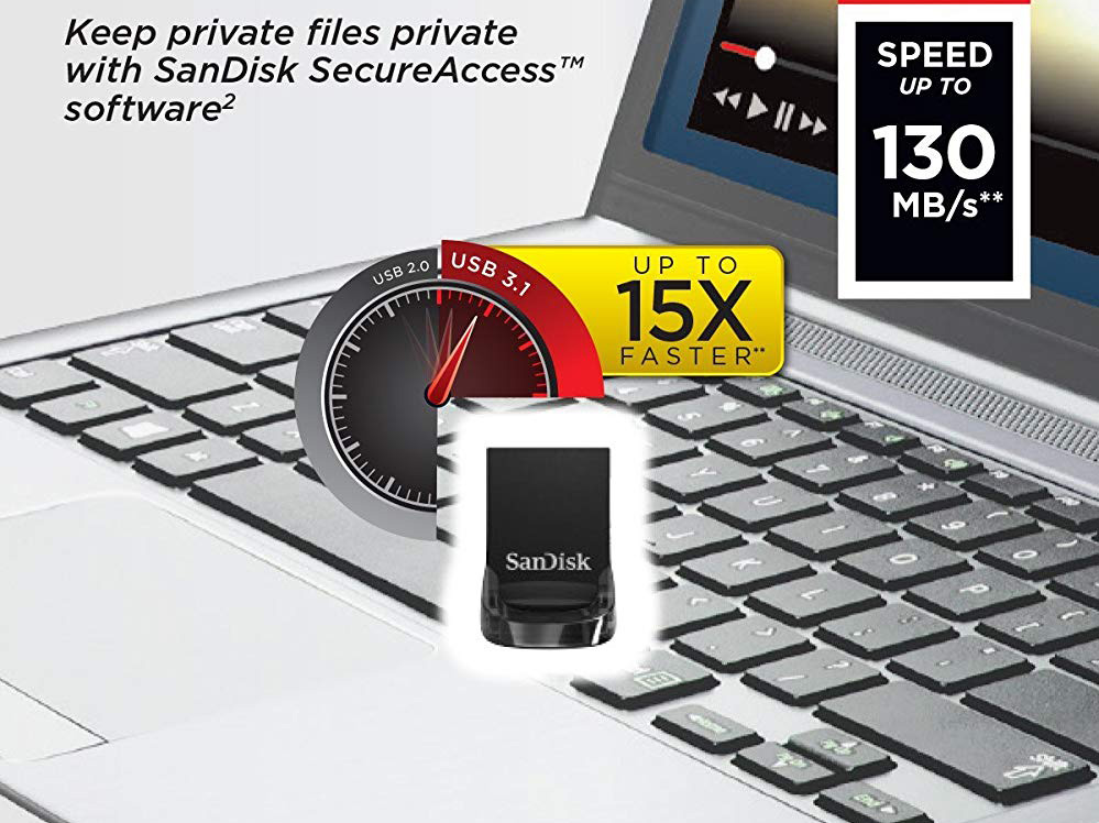 256GB Tiny SanDisk USB USB Drive for the lowest price