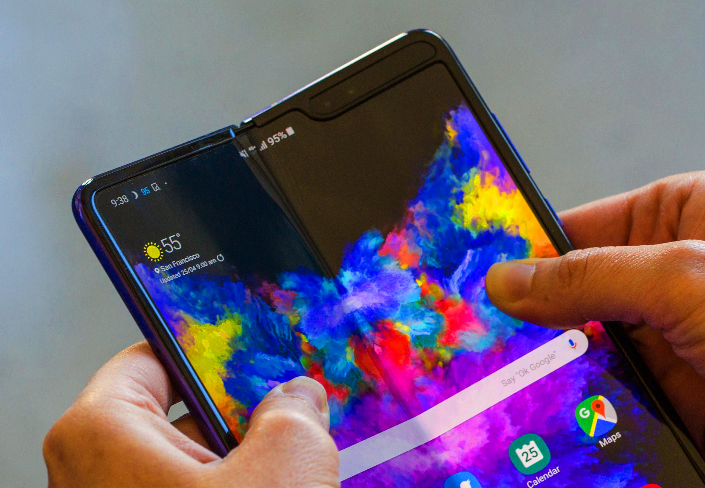 Photo of Small addition to big impact? These are the changes in Samsung Galaxy Fold