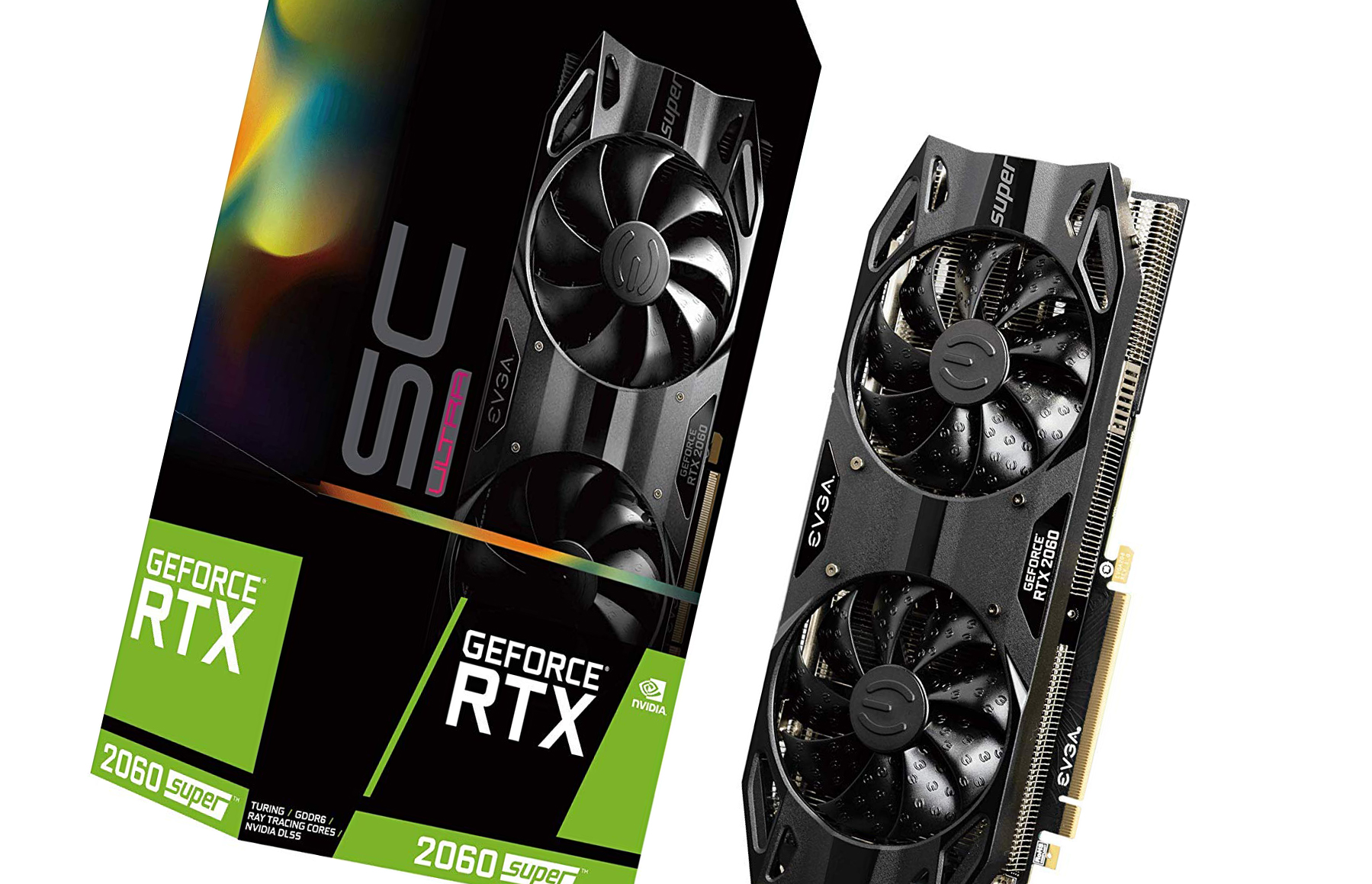 The cheapest RTX 2060 Super model to date - from EVGA