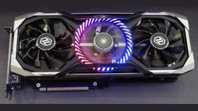 Photo of ASRock's new video card brand