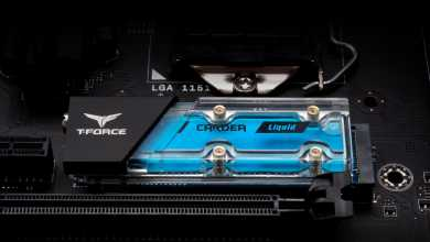 Photo of Water cooling and ultra-bright lighting: The innovations of the world of SSD drives