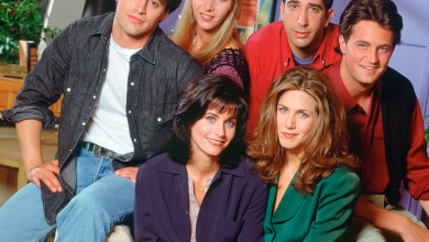 Photo of its unique way: Google celebrates half a tribute to the Friends series
