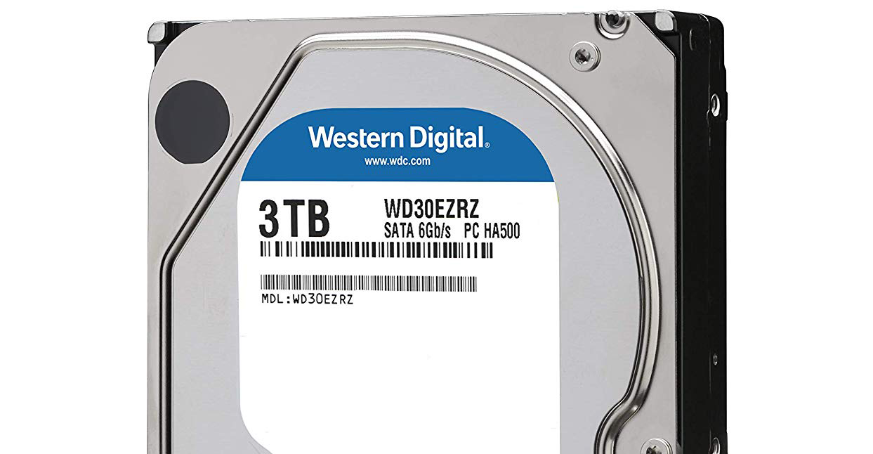 Internal hard drive of 3 terabytes for less than NIS 300