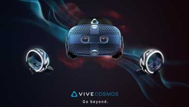 Photo of a new generation of VR from HTC: Meet Vive Cosmos