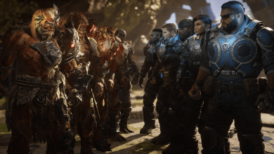 Photo of PC at center: Gears of War 5 hardware requirements revealed