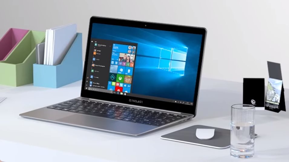 Metallic and designed laptop at a price cut