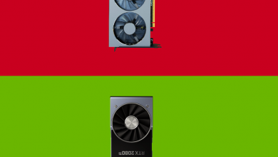 Photo of Red Growth: AMD introduces an impressive gap in video card market