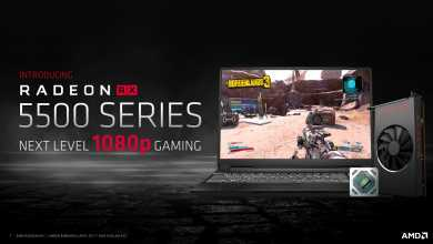 Meet Radeon RX 5500 - new AMD video cards at exciting prices