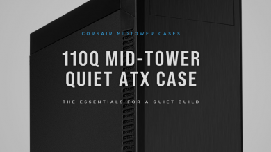 Photo of Budget Mute: Corsair introduces a new promising package