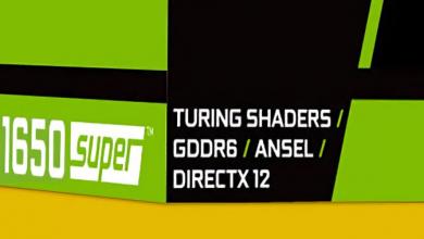 Photo of ה-GDDR6 ממשיך לרדת אל העם: GeForce GTX 1650 SUPER
